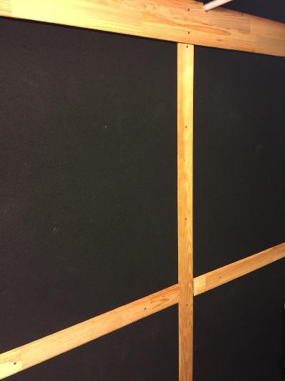 Masse lourde integral phonique studio musique habitation for Isolation studio musique